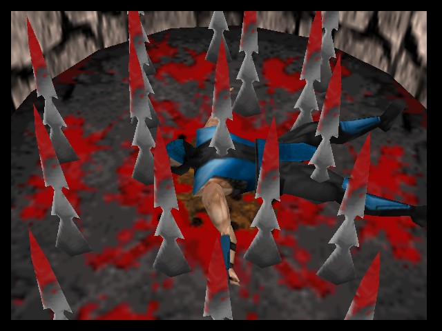 Mortal Kombat 4 - Gameover  -  - User Screenshot